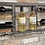 Thumbnail:  Bottle  and Glass Wall  Unit