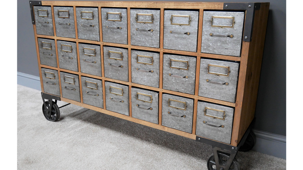Multi Drawer Industrial Cabinet