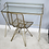 Thumbnail: Metal and Glass Desk, dressing table