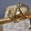 Thumbnail: Brass monkey mirror 7018