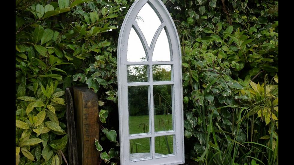 Garden Feature Mirror
