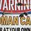 Thumbnail: Woman Cave Plaque