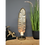 Thumbnail: Leaf Shaped Candle Stand