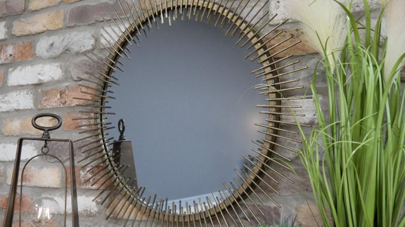 Sunburst Mirror 6807