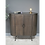 Thumbnail: Curved Metal Cabinet 6718