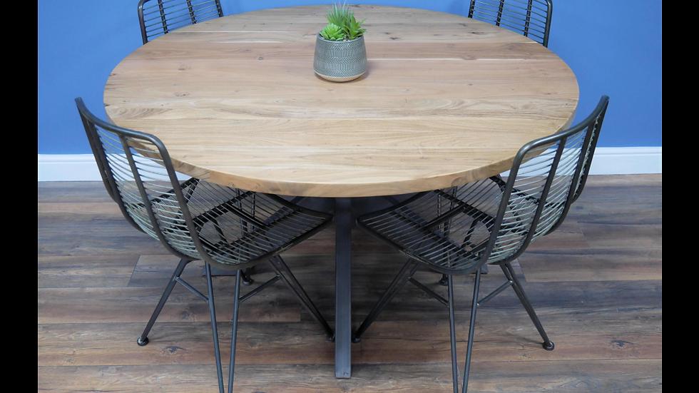 Living Edge Table