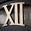 Thumbnail: Large Metal Clock 6768