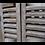 Thumbnail: Wooden Shutter and Shelf Mirror