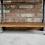 Thumbnail: Free Standing display shelf, industrial effect