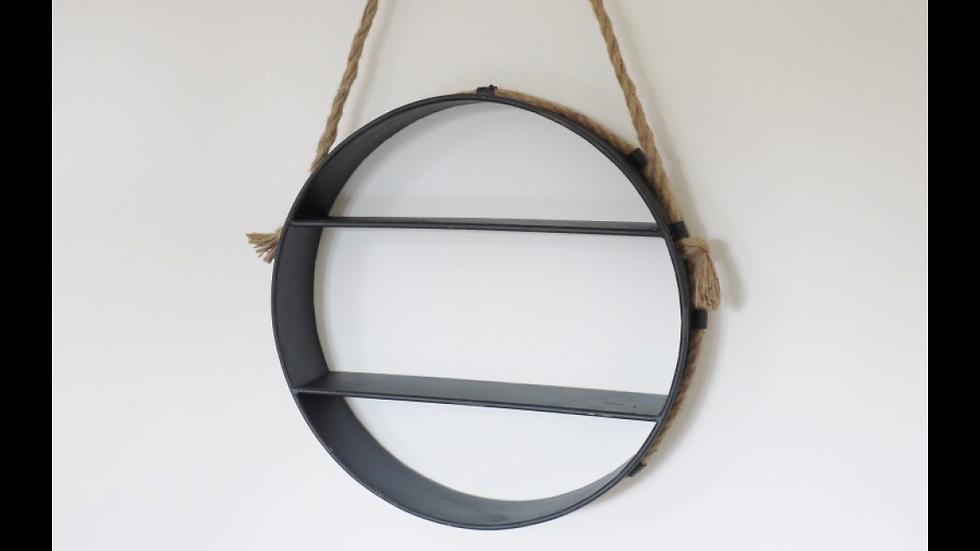 Industrial Rope Shelf