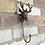 Thumbnail: Bronze Metal  Stag Hook