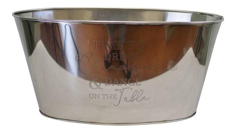 Stainless Steel Drinking Bucket