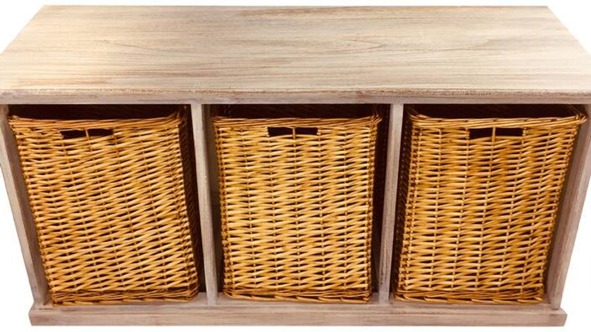 Storage Unit with baskets
