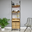 Thumbnail: Ladder style home office  unit