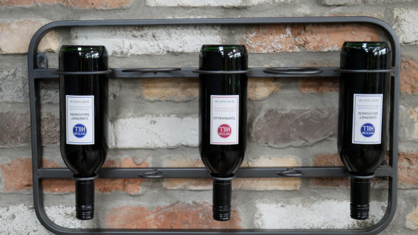 Bottle Unit wall Hanging