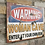 Thumbnail: Woman Cave Metal Sign