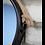 Thumbnail: Heart Metal Mirror Rope Hanger