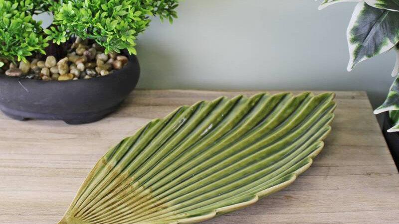 Woodgreen Leaf Dish