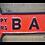 Thumbnail:  Cast iron reversible  hanging  Bar Sign