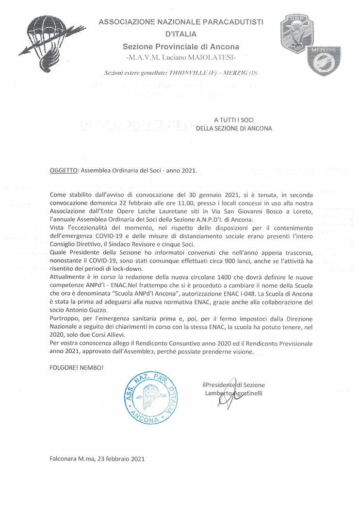 Assenblea Ord. dei Soci 202123022021-1.j