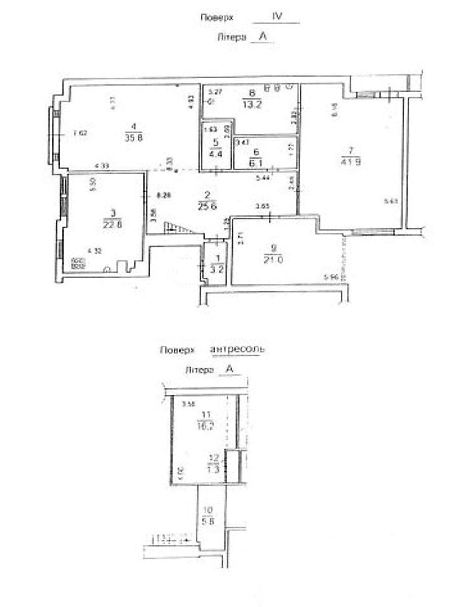 продажа 4х комнатной на подоле, контрактовая площадь