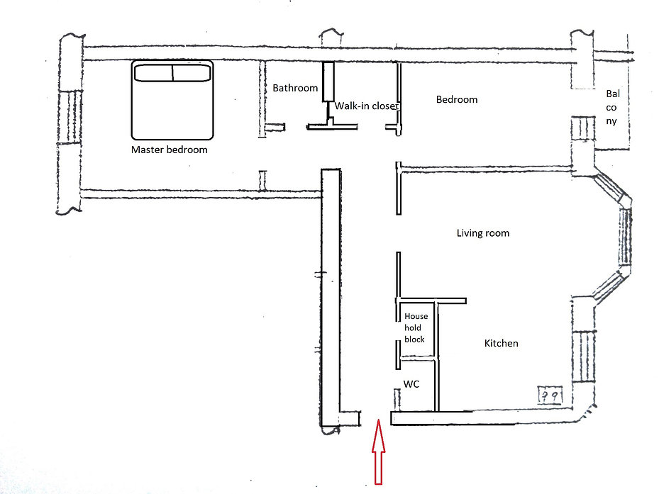 29/58, Vvedenska St.-2-bedroom-for-rent