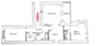 аренда 3х комнатной квартиры в стиле романтизма в центре киева владимирская 81а