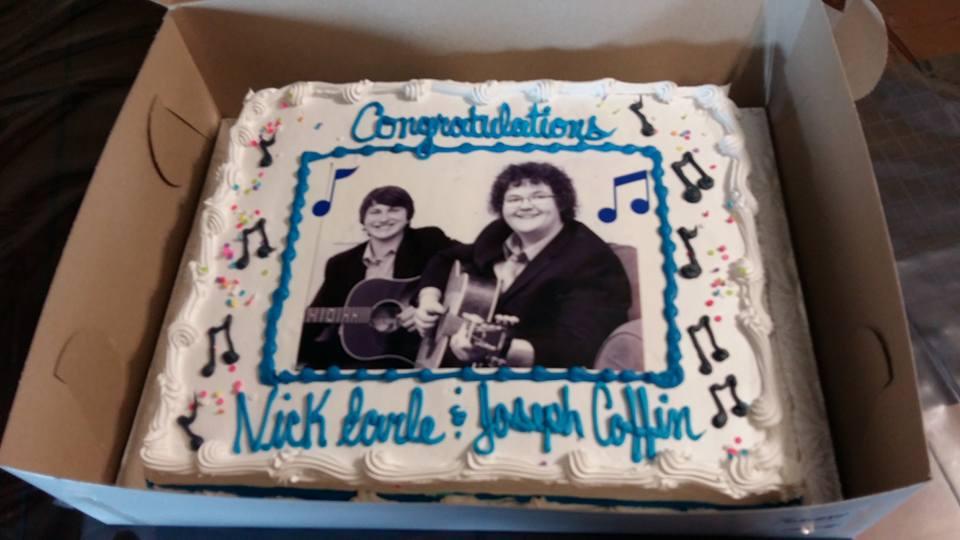 Celebratory Cake Bishops Falls