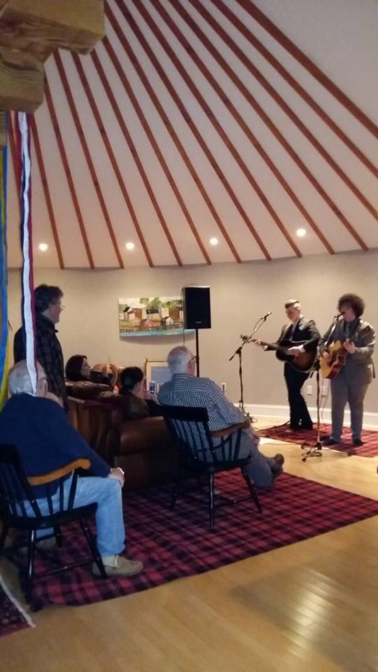 House Concert N.B