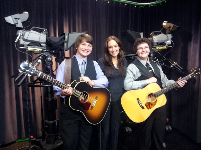 Backstage Pass NTV 2014