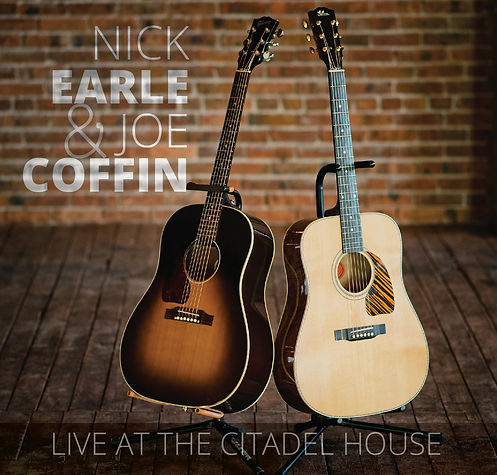 Live at the Citadel House Album Cover