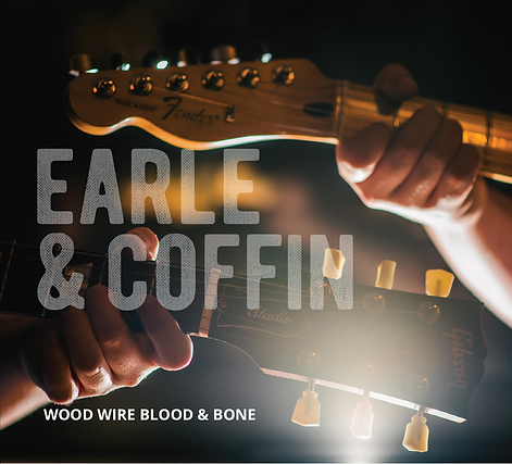 Wood Wire Blood and Bone Album Cover
