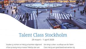 DLA Piper Talent class Stockholm