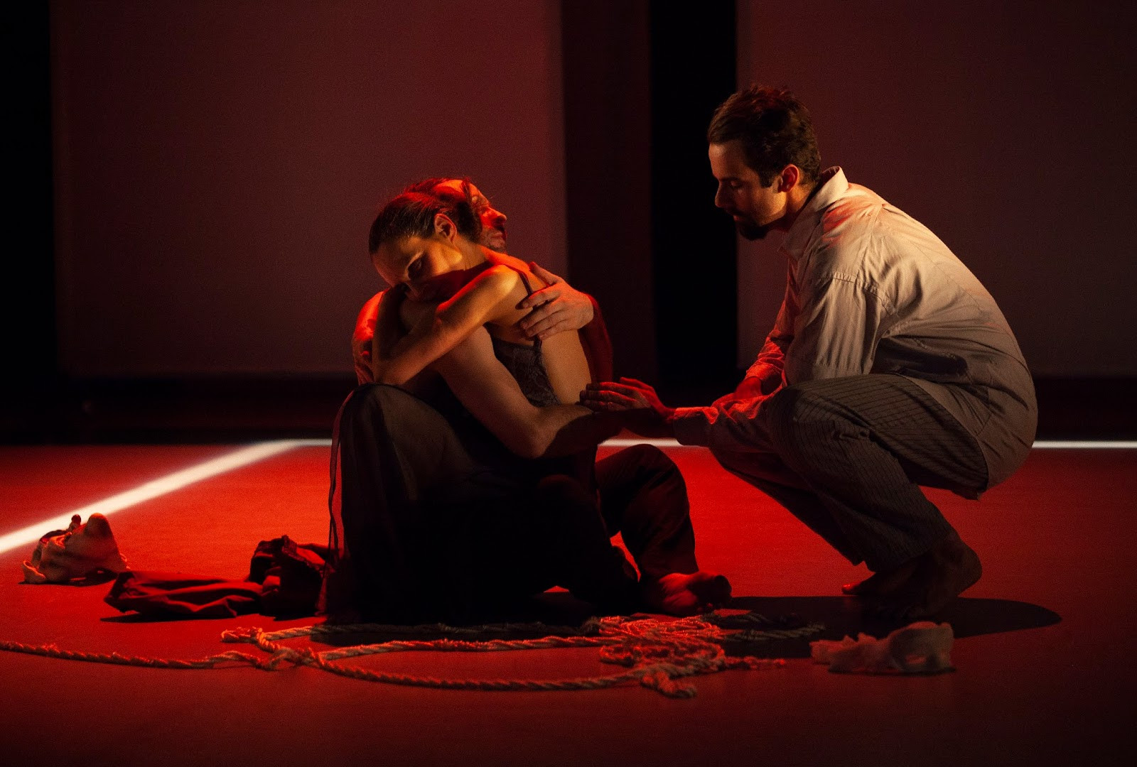 Histoire d'amour - BoucharDanse with Syvlie Bouchard and Brendan Wyatt