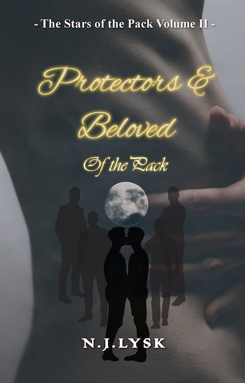 Protectors and Beloved of the Pack - The Stars of the Pack - volume 2