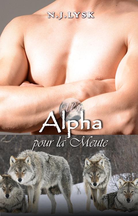 Alpha pour la Meute