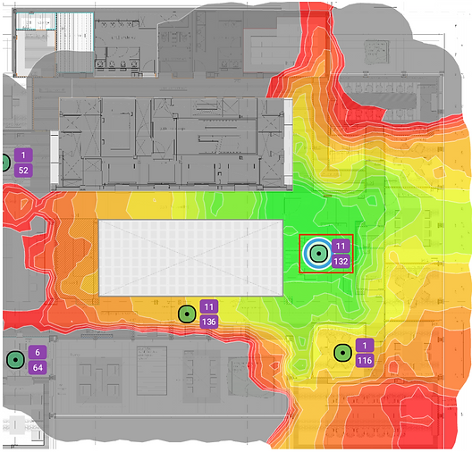 Wi-Fi Heatmap The WiFi Connection.png