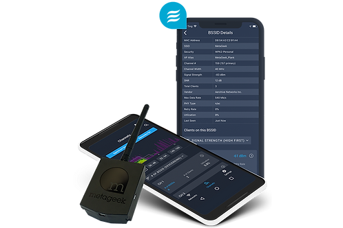 MetaGeek Wi-Spy Air + Air Viewer