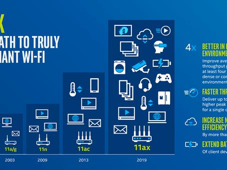 How Ekahau supports WiFi 6 / 802.11ax