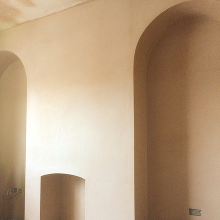 Formed decorative archways