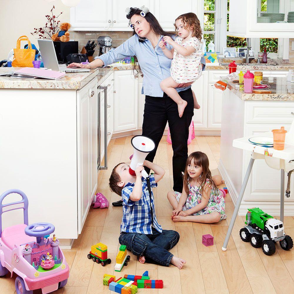 Stress Reduction Workshop for Moms