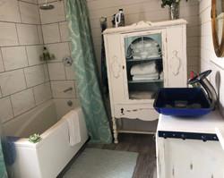 Salle de bain rez-de-chaussé 1