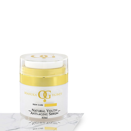 Oceanic Gold Natural Youth Anti -Aging Serum