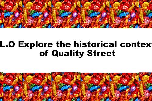 Quality Street Advert description