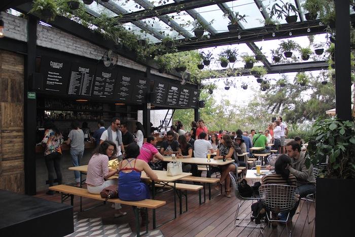 Descubre Cuatro Terrazas Para Disfrutar Música Y Cerveza En
