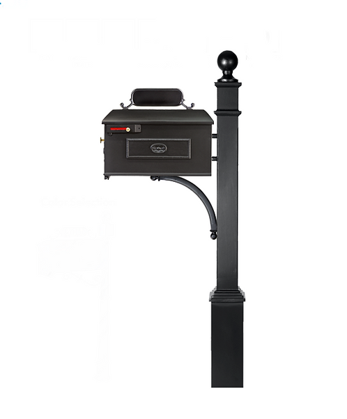 Williamsburg 631L (Estate) Mailbox System