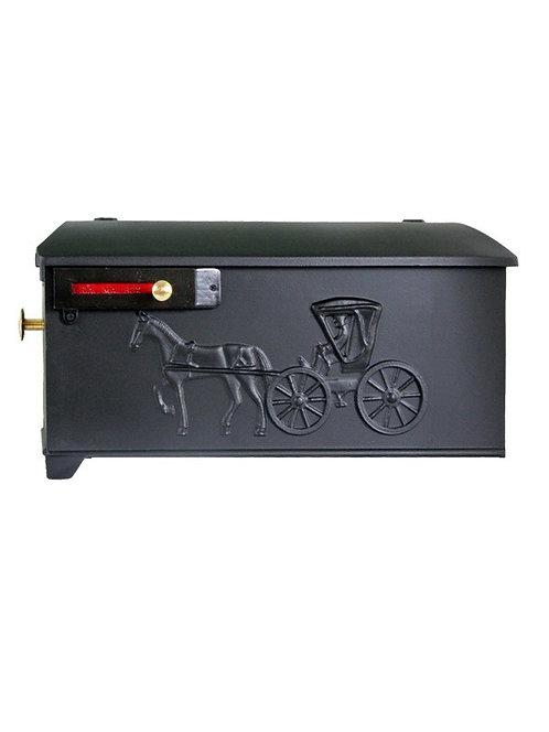 Williamsburg Style 7 Mailbox
