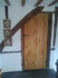 Shaped Cottage Door
