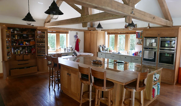 Shaker Style Kitchen Yorkshire