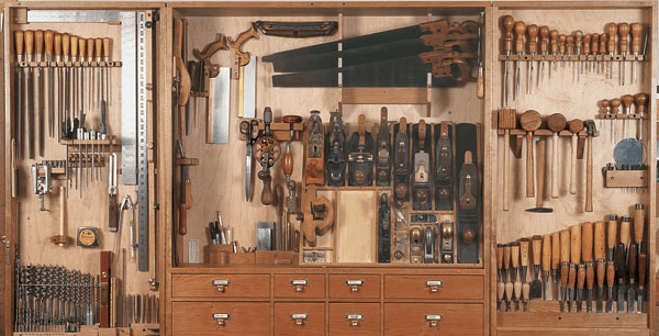 Shaker Style Tool Chest